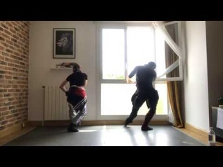 Classic barre 5 by Philippe Solano & Tiphaine Prévost / Music : Nolwenn Collet