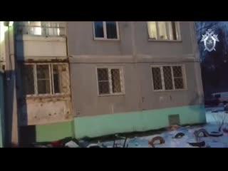 В Твери произошел хлопок газа - пострадали два человека. 2 января 2020 года