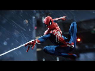 MARVEL Spider-man. Стрим - прохождение (продолжаем)