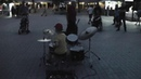 Fast funky drum beat From 6 years old Amazing Drummer