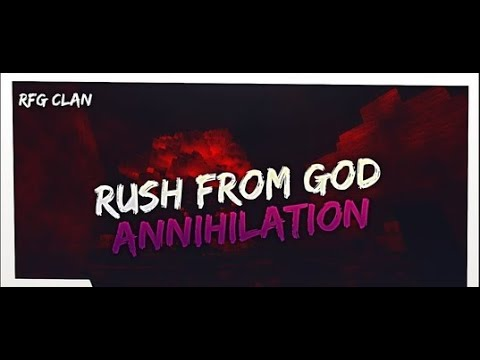 ANNIHILATION RFG | Vimeworld Clan