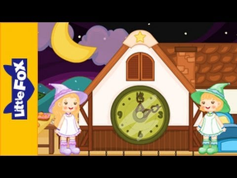 Round the Clock Song for Kids by Little Fox