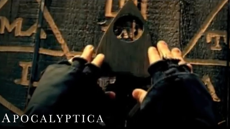 Apocalyptica - 'Bittersweet' feat. Lauri Ylönen Ville Valo (Official Video)