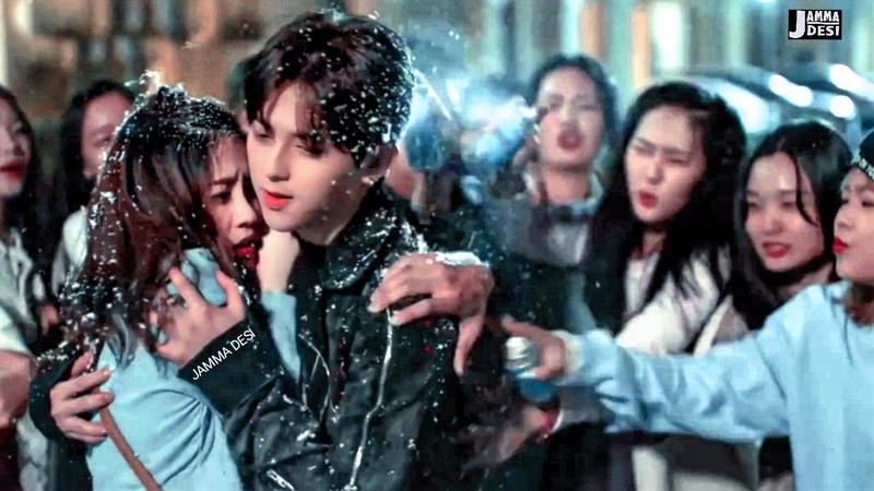 New Korean Mix Hindi Songs 2020 💗 Chinese Love Story Song 💗 çin klip 💗 Jamma Desi 12