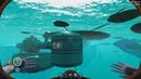 Subnautica Below Zero: Lilypad Islands. База на кувшинке