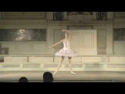 Вариация из балета Павильон Армиды Н ЧЕРЕПНИН