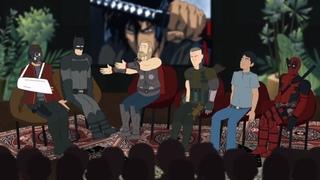 ЧТО БЫЛО ДАЛЬШЕ | Супергерои | Пародия