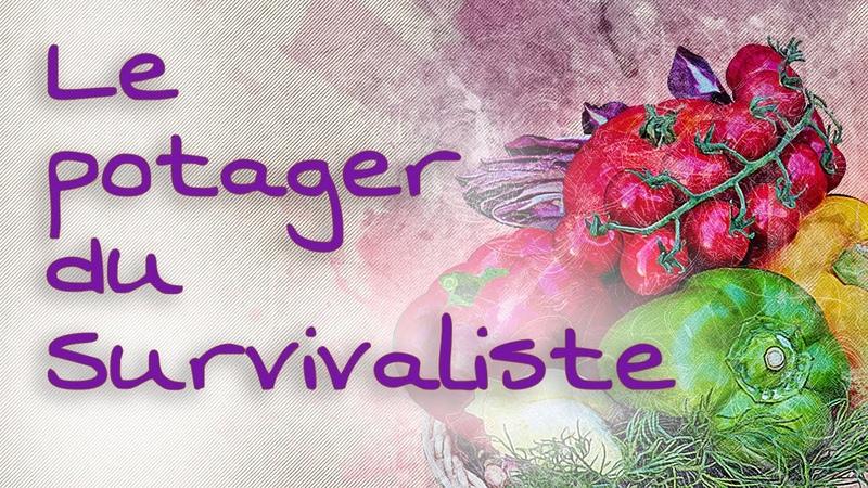 Le potager du survivaliste (conférence)