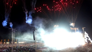 Metallica - Encore / Slane Castle / Raised Wheelchair Platform View
