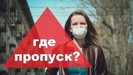 С 20 апреля в регионе, в том числе и в Петровском районе, начинает действовать режим спецпропусков