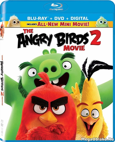 Angry Birds 2 в кино / The Angry Birds Movie 2 (2019/BDRip/HDRip)
