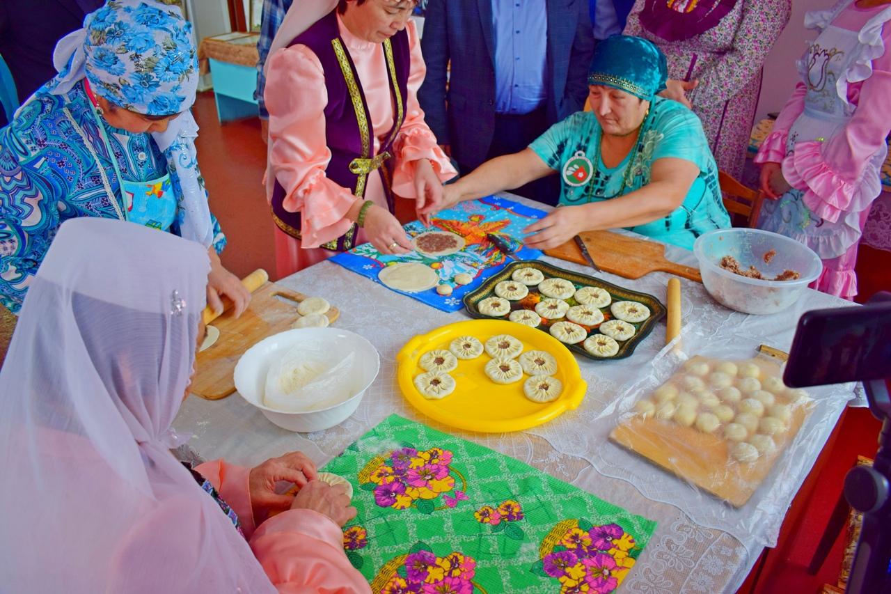 Создание мест этнографического туризма мирас наследие Уленкуль сибирские татары
