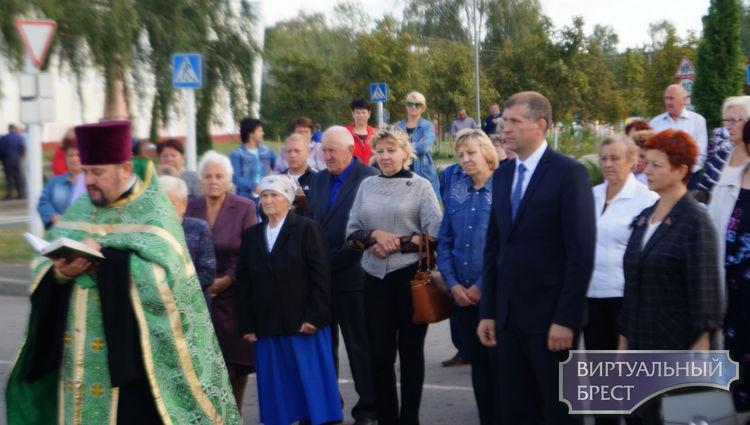 В агрогородке Ленинский Жабинковского района устроили праздник