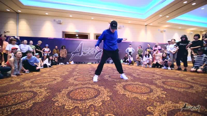 Asia Camp 2019 ¦ ZACC MILNE ¦ Major Lazer Pon De Floor HO