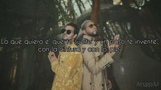 Abraham Mateo, DaVido, Obrinn feat. Farruko - Sanga Zoo (Lyric vídeo)