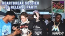 Heartbreak Soldiers EP Release Party ft. Lil Xan, Ethan Cutkosky, Steven Cannon, Terrio and more