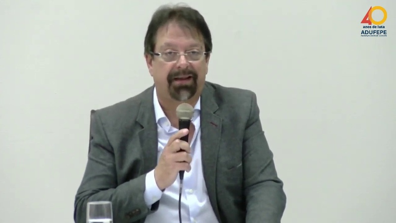 Seminário Internacional Rupturas Políticas: Florestan Fernandes Júnior