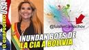 ¡ALERTA! CIA arma ejército de bots para defender a La Usurpadora y colapsar redes bolivianas