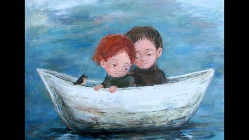 Giya Kancheli Nino Chakvetadze's Paintings