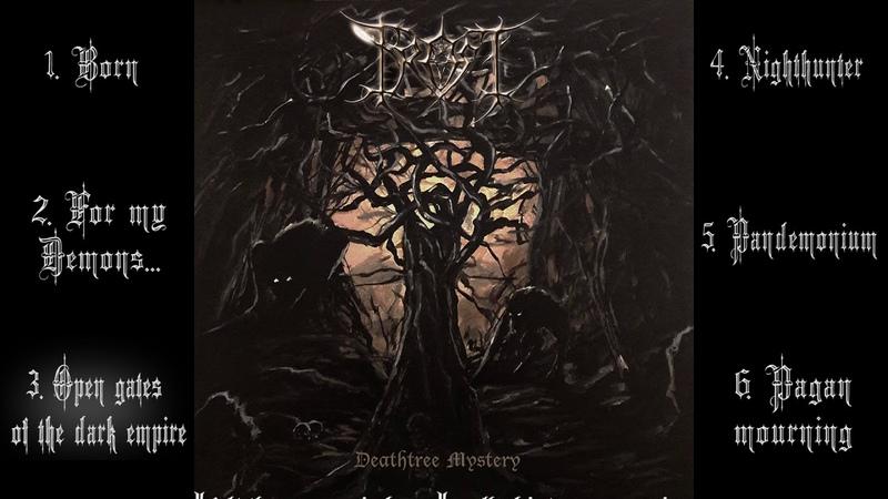 FROST Deathtree Mystery FULL Album lyrics
