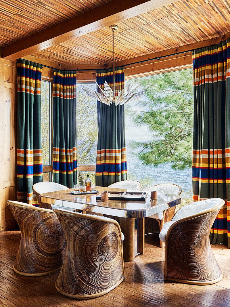 Дом основателя instagram Kevin Systrom на озере Тахо || 01