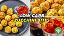 Snack Game Low Carb Zucchini Bites