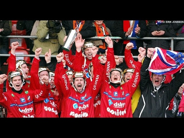 ❉Svenska Bandy Elitserien❉Referat❉SM FINAL 2008 Edsbyns IF Sandvikens AIK 11 6 6 2