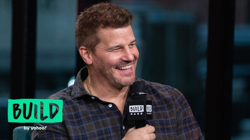 David Boreanaz's Helmet In SEAL Team Means A Lot To Him