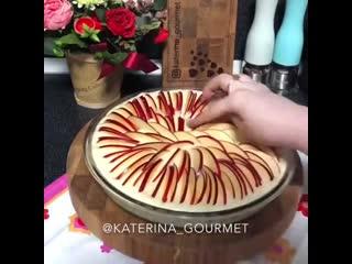 ЯБЛОЧНЫЙ ПИРОГ НЕЖЕНКА (Очень нежный яблочный пирог! А готовится на раз-два!)