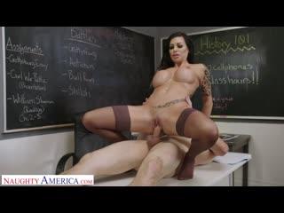 Michelle Miller (Melissa Lynn) [порно, HD 1080, секс, POVD, Brazzers, +18, home, шлюха, домашнее, big ass, sex, минет, New Porn