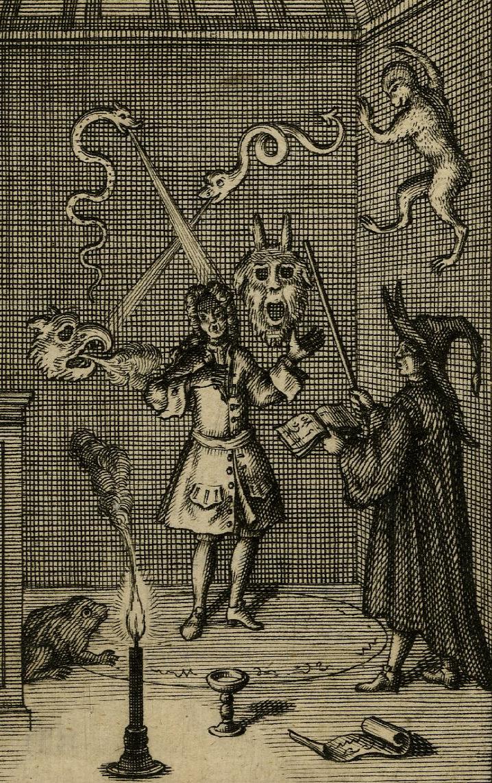 Рогатый демон русской литературы, изображение №3