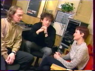...Духи: Павел Кашин и Михаил Башаков  Зебра, 1997