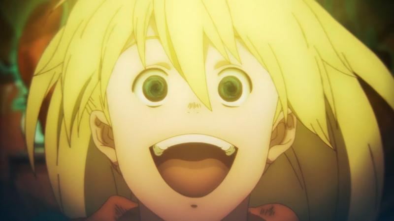 TVアニメ『ドロヘドロ』ノンクレジットオープニング映像 (K)NoW_NAME「Welcome トゥ 混