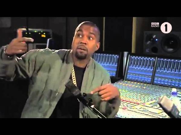 Kanye Explaining I Am A God from Yeezus