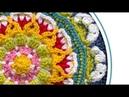 Mediterranean Summer Crochet Along Tutorials Week 1 Rounds 10 to 16