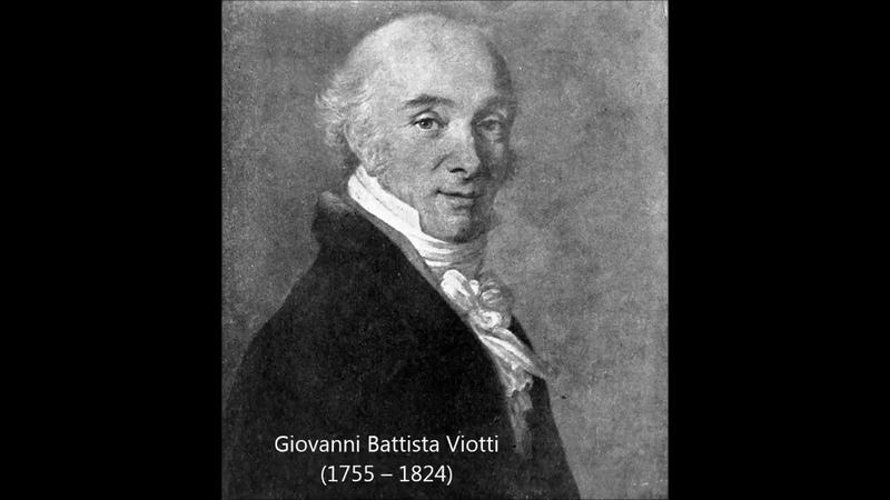 Giovanni Battista VIOTTI est le seul et vrai compositeur de la MARSEILLAISE