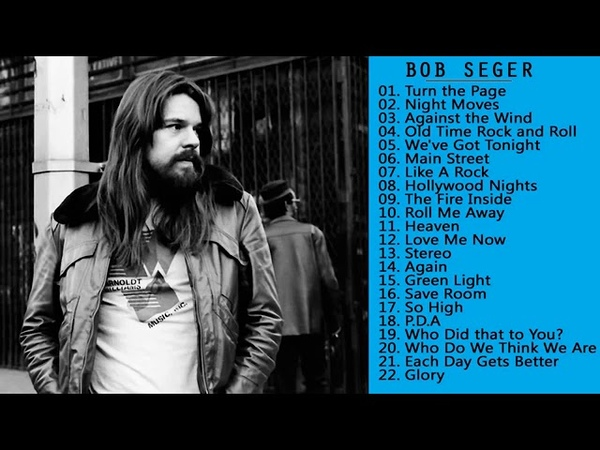 BRAND NEW Bob Seger Greatest Hits Full Album 360p 2020
