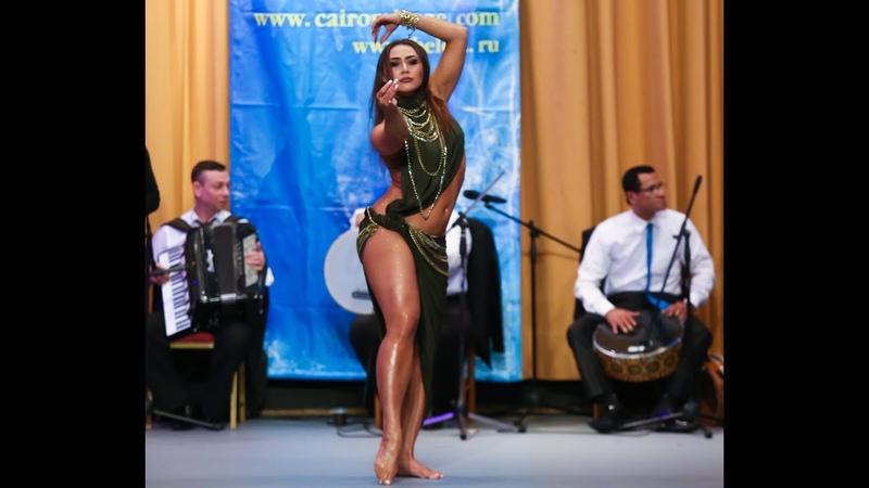 NEW!! MARINÈ Sert El Hob CAIRO MIRAGE-2018 INTERNATIONAL BELLYDANCE FESTIVAL