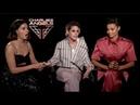 Charlie's Angels (2019) interviews - Kristen Stewart, Naomi Scott, Ella Balinska, Elizabeth Banks