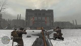 Call of Duty 2 (01) Вперед, товарищи!