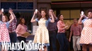 Waitress in the West End   Bad Idea, A Soft Place to Land and Opening Up (finale) performances
