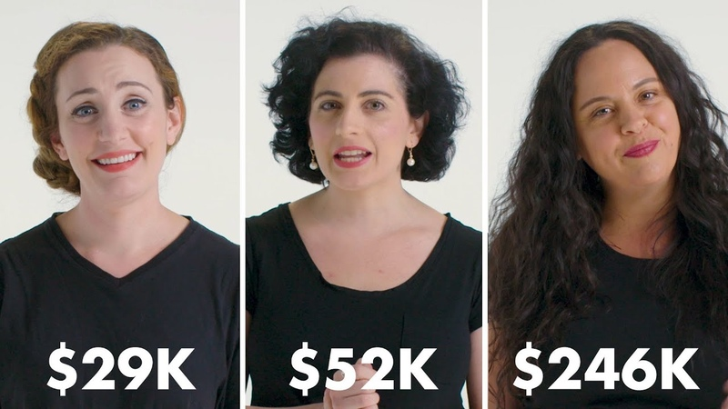 Women with Different Salaries on Their Biggest Money Anxiety   Glamour vk.comtopnotchenglish