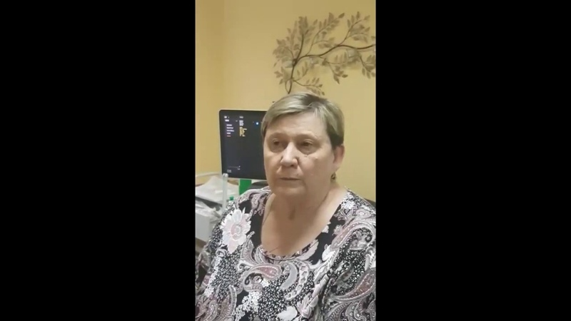 Доктор Сорока С В о лечение суставов Отзыв клиента Санаторий Солнечный Беларусь