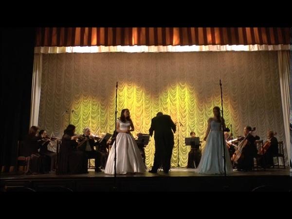 Mozart Duet Dorabella Fiordelid Cosi fan tutte Maria Chudovskaya Tatiana karmaleeva