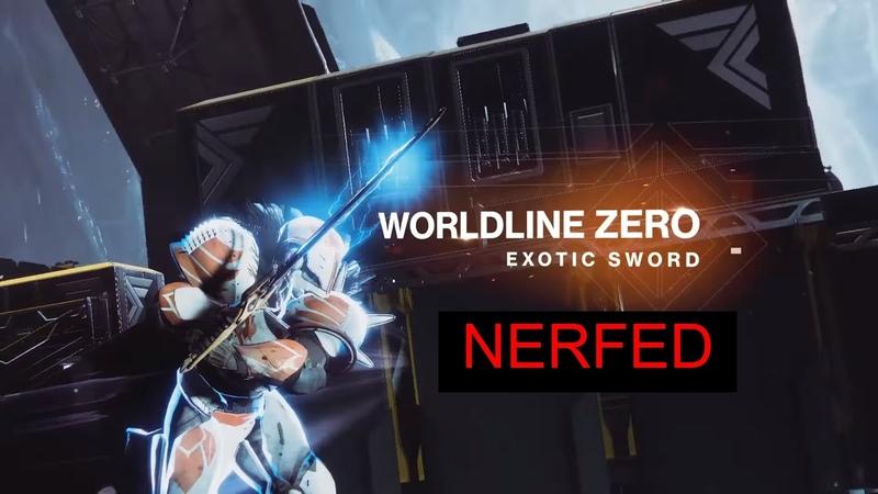 RIP Worldline Zero A Tesseract Compilation