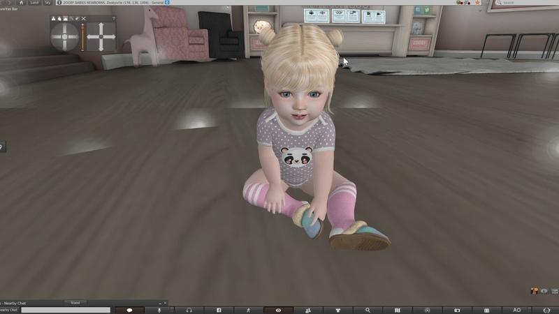 Zooby Animesh Baby Animations