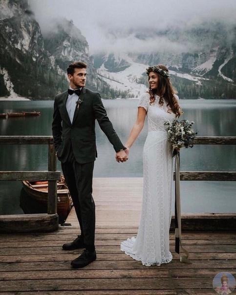 Свадебные фото в горах