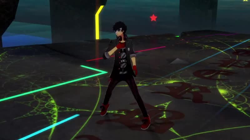 Persona 5 Dancing Star Night - Jaldabaoth~Our Beginning~ (one more time ^^;)