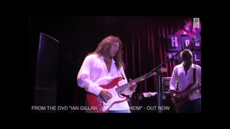 Ian Gillan -Wasted Sunsets - HD (from -Live In Anaheim-Official