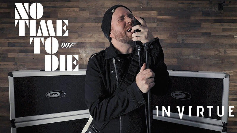 Billie Eilish No Time To Die Metal Cover By IN VIRTUE